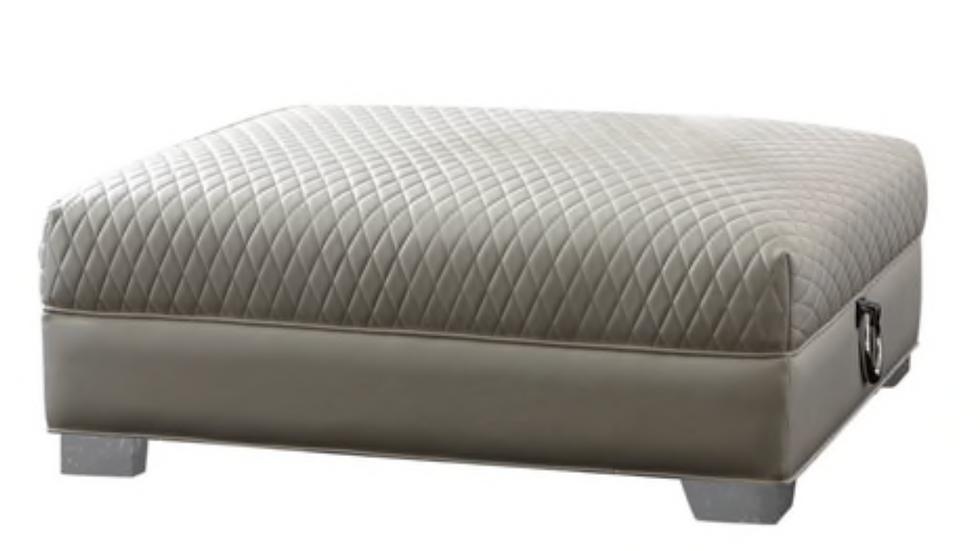 Chaviano Upholstered Ottoman