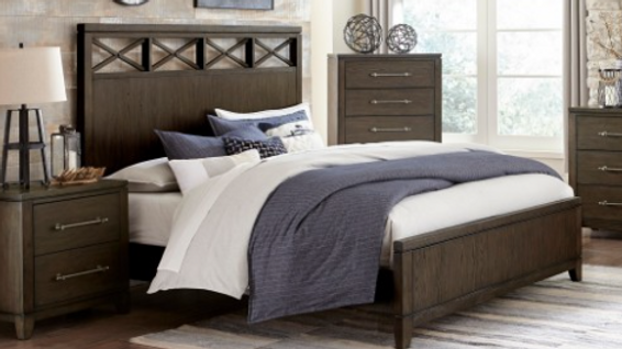 Griggs Collection Queen Bed