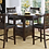 Thumbnail: 5 Pieces Counter Height Dining Set
