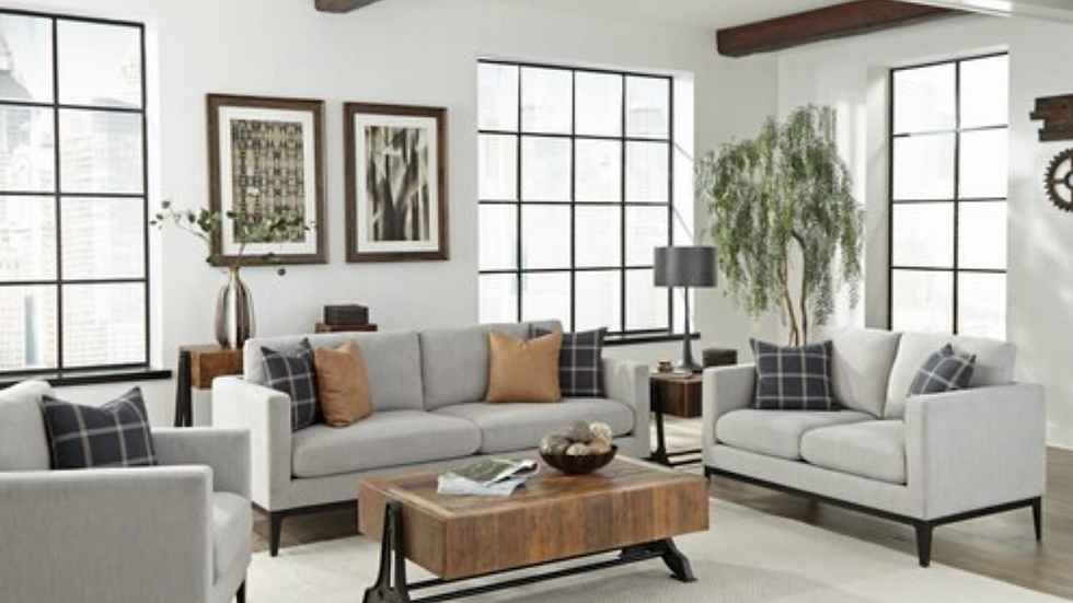 Apperson Cushioned Back Sofa