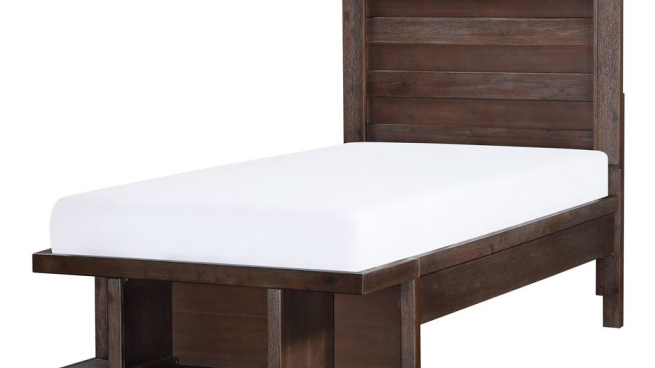 Twin Panel Bed Side Rails