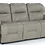 Thumbnail: Leather Match Powered Reclining Sofa