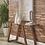 Thumbnail: Monrovia Rectangular Sofa Table Cinnamon