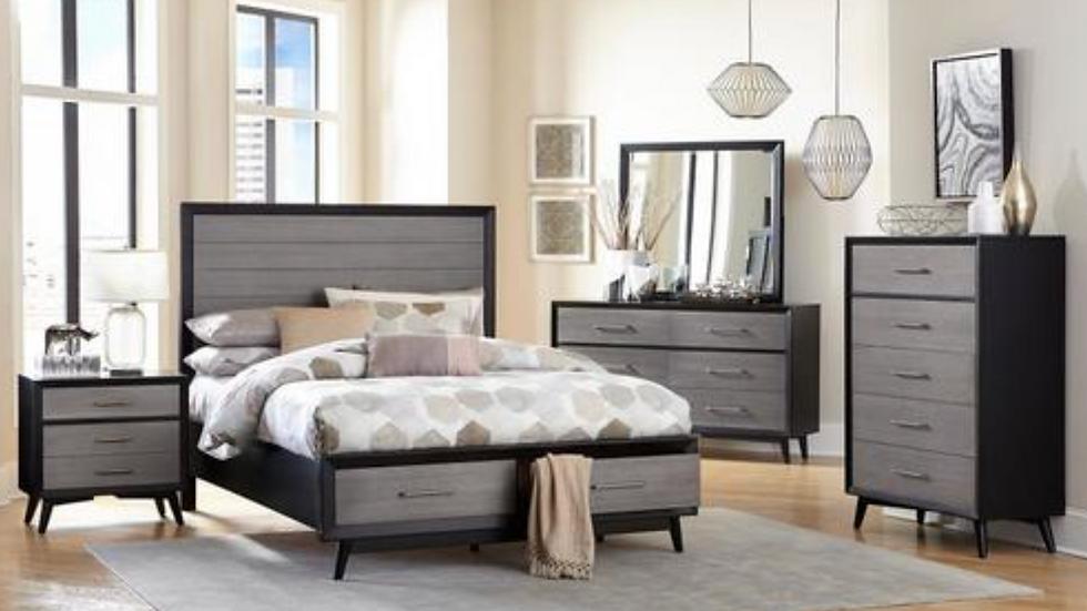 Raku Full Bed