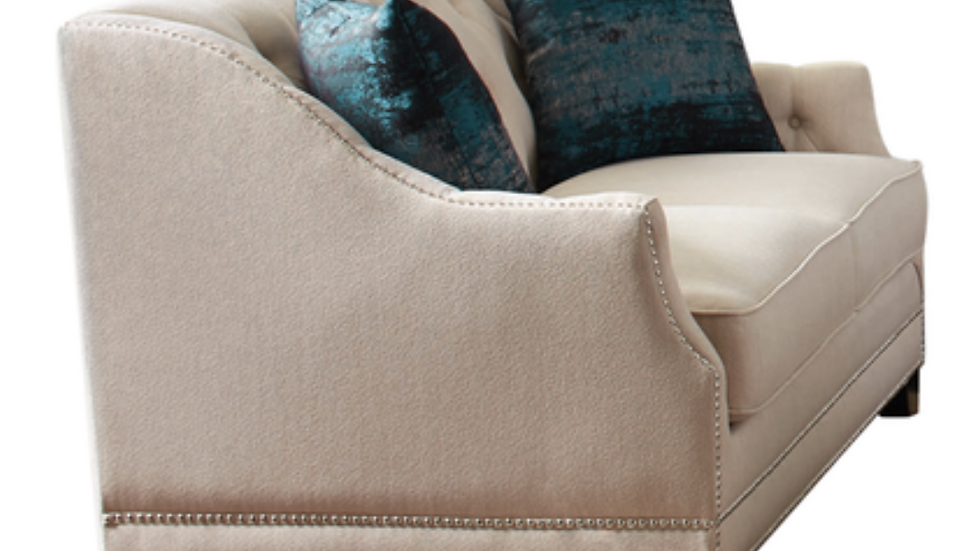 Artemis Tufted Tight Back Loveseat