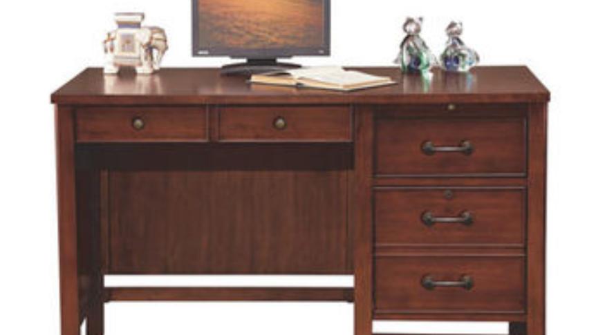 "Willow Creek 48"" Flattop Desk"