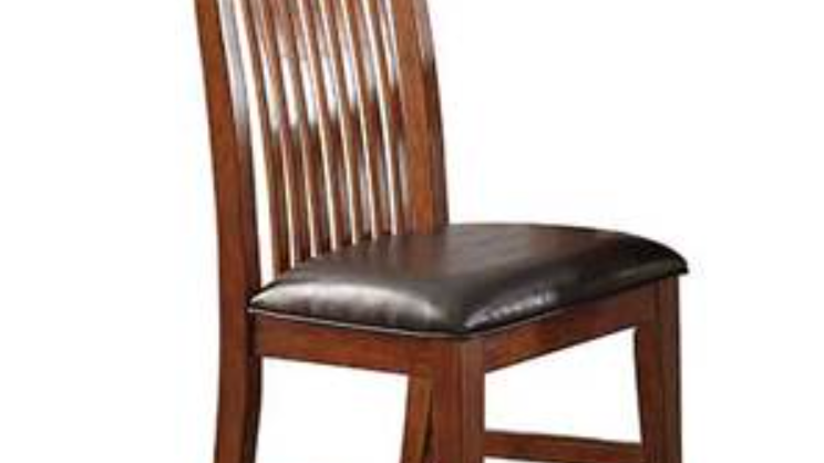 Colorado Raised Slat Back Side Chair
