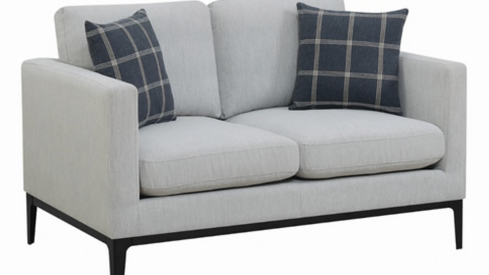 Apperson Cushioned Back Loveseat