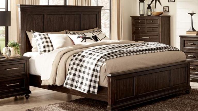 Cardano Queen Bed