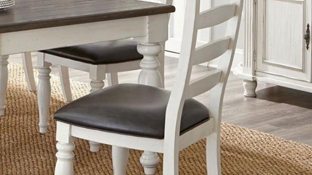 Bourbon Collection Slatback Chair