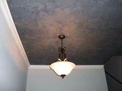 Three color venetian plaster