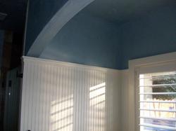 Ceiling Arch
