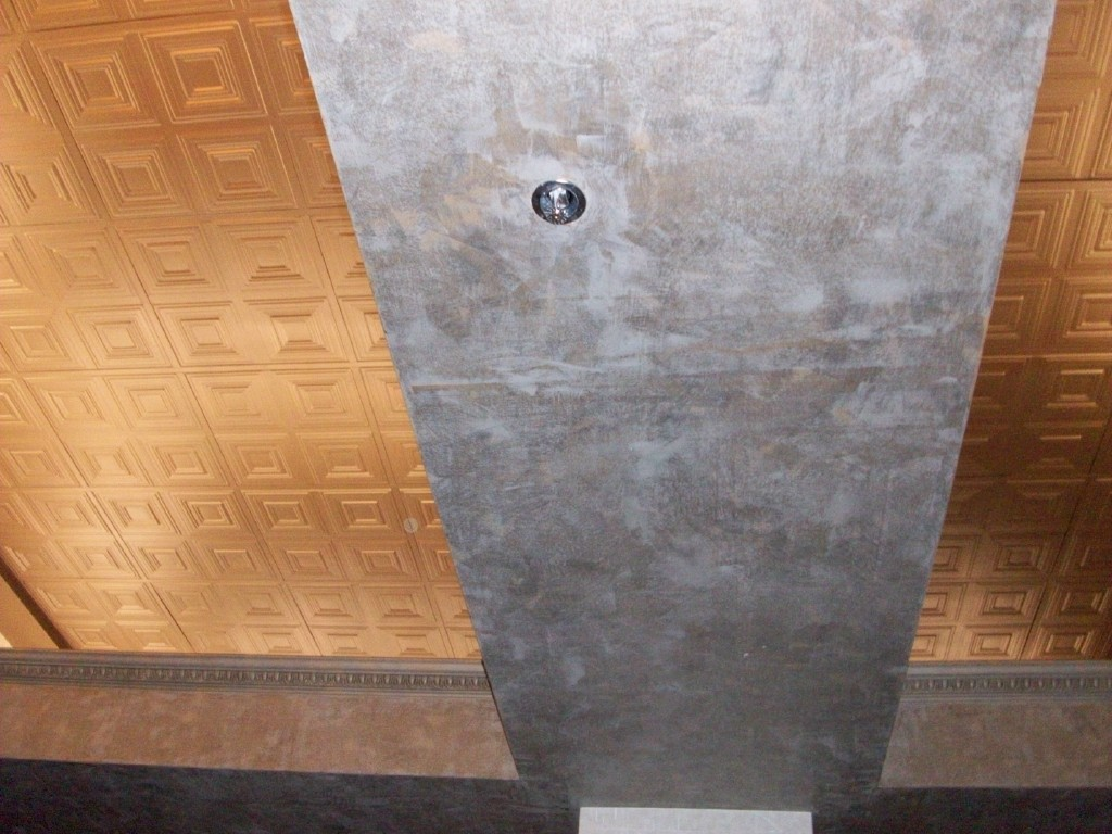 Metalic Ceiling