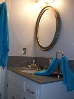 Cultured Granite Bath