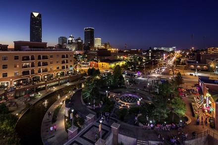 Bricktown at night.jpg