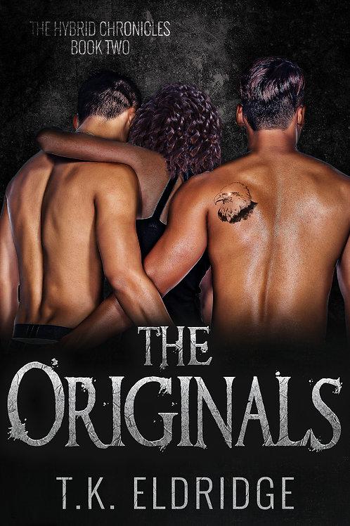 Autographed paperback of The Originals