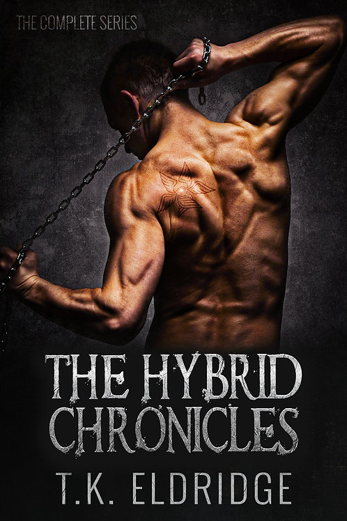 Autographed paperback of Hybrids Chronicle