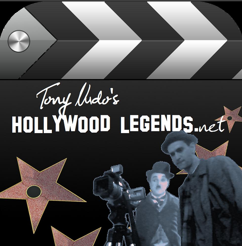 Tony Nudo's Hollywood Legends.net