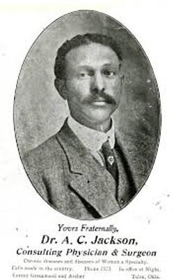 Dr A.C. Jackson