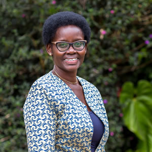 Her Excellency Dorothy Nyongo'