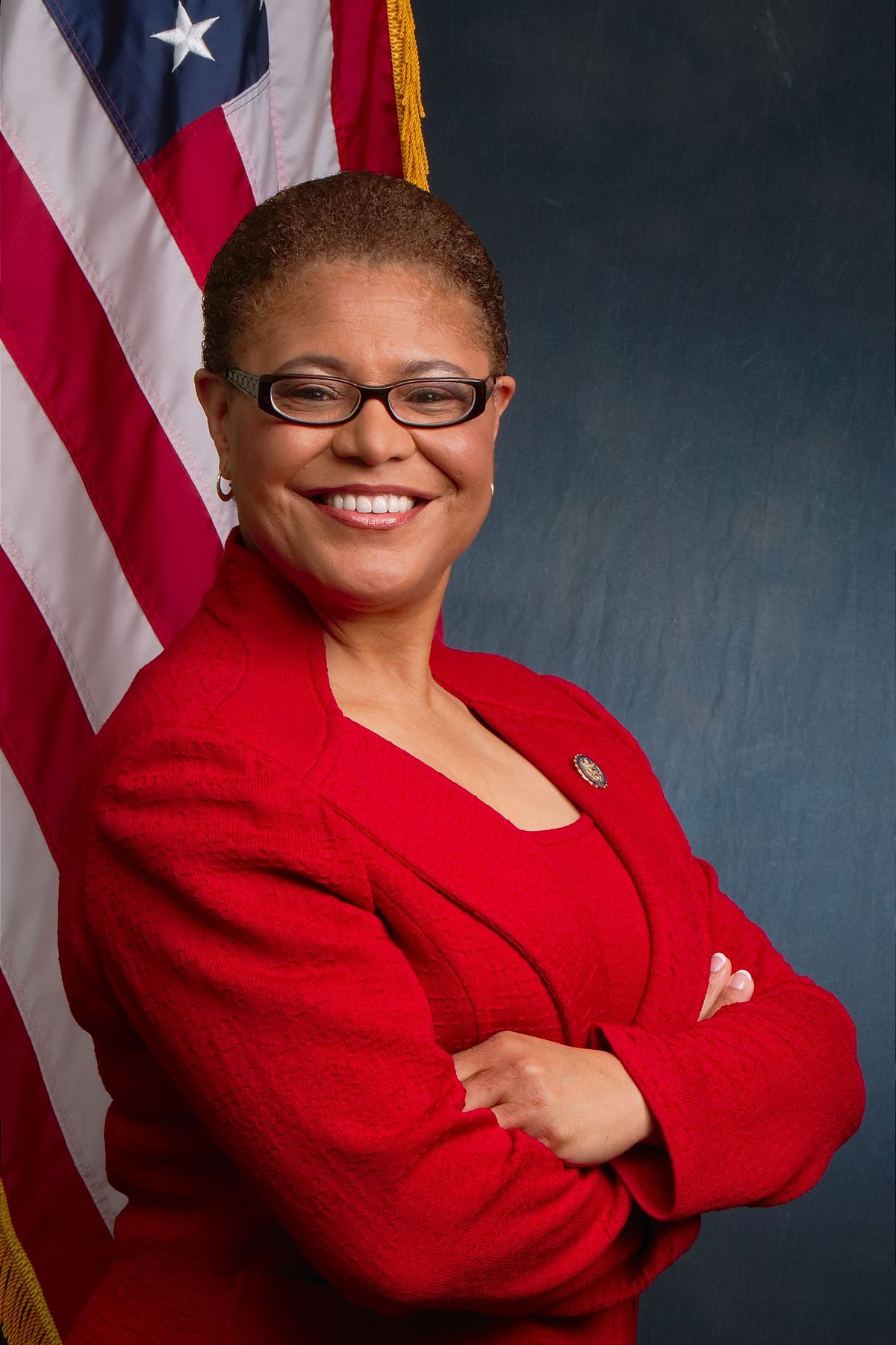 Congress Woman Karen Bass