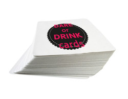 Drinking Game Cards