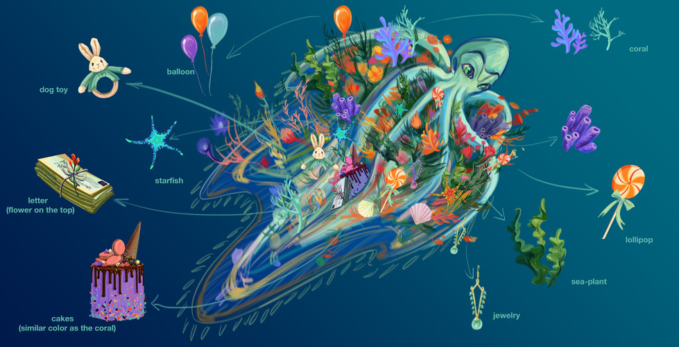 Octopus Concept 5