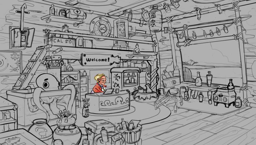Shop Design (Part 1)