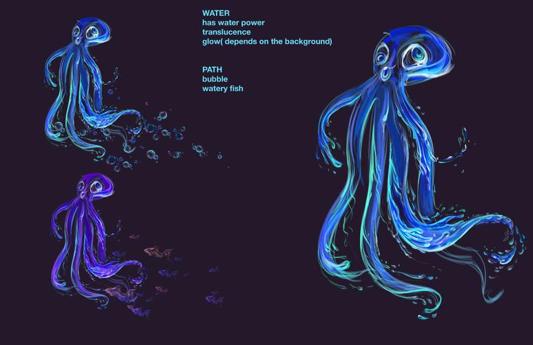 Octopus Concepts 3