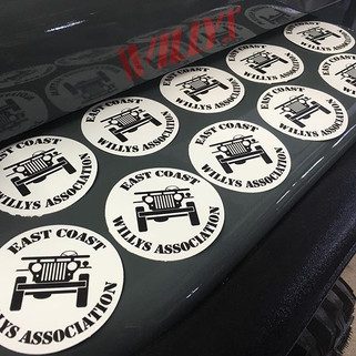 Who wants an East Coast Willys Associati