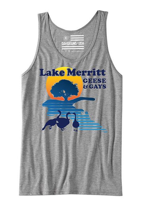 Lake Merritt Unisex Tank!