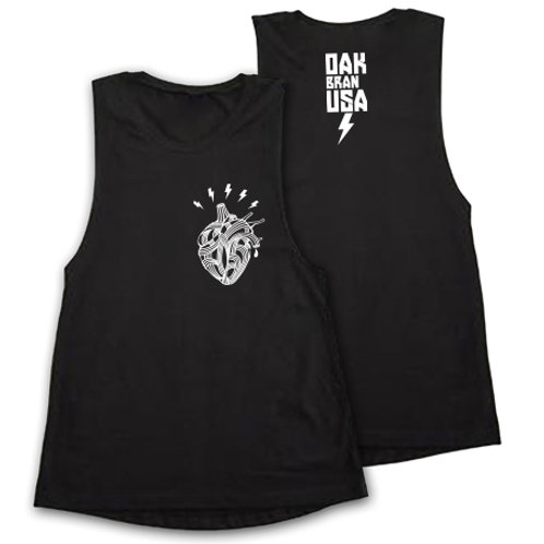 Oakheart ® Ladies Muscle Tank