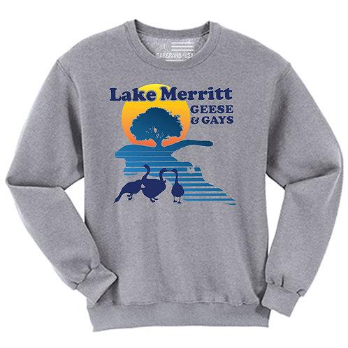 Lake Merritt Unisex Crewneck Sweatshirt!