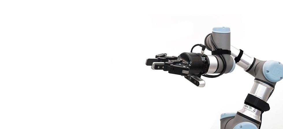 SensONE Serial multi axis force torque on a UR robot