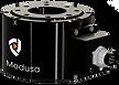 Medusa ft sensor with side connector configuration
