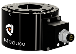 Medusa force torque sensor for robotic surgery