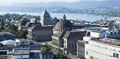aerial view of Bota Systems office at ETH Zurich