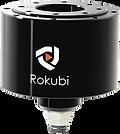 Rokubi multi axis force torque sensor with axial orientation