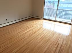 Original Strip Oak Flooring