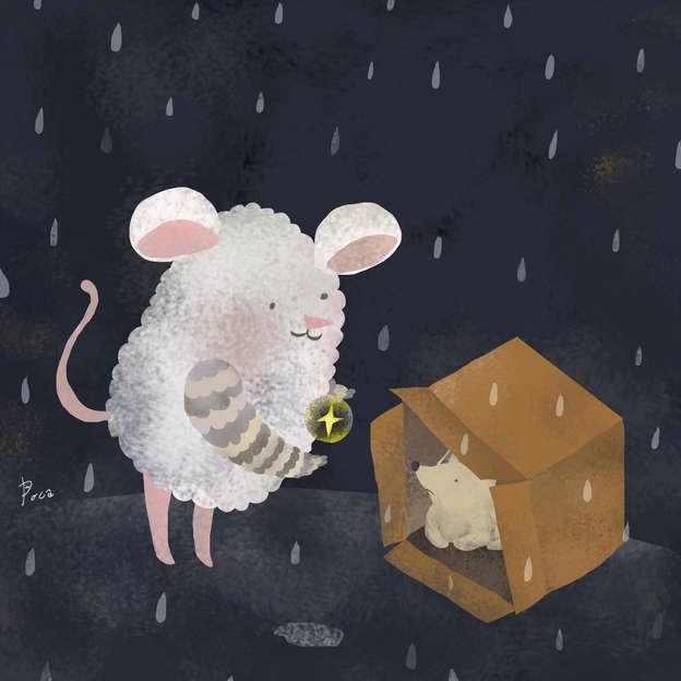 神奇的老鼠-1