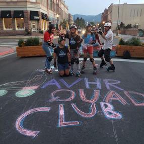 Quad Club!
