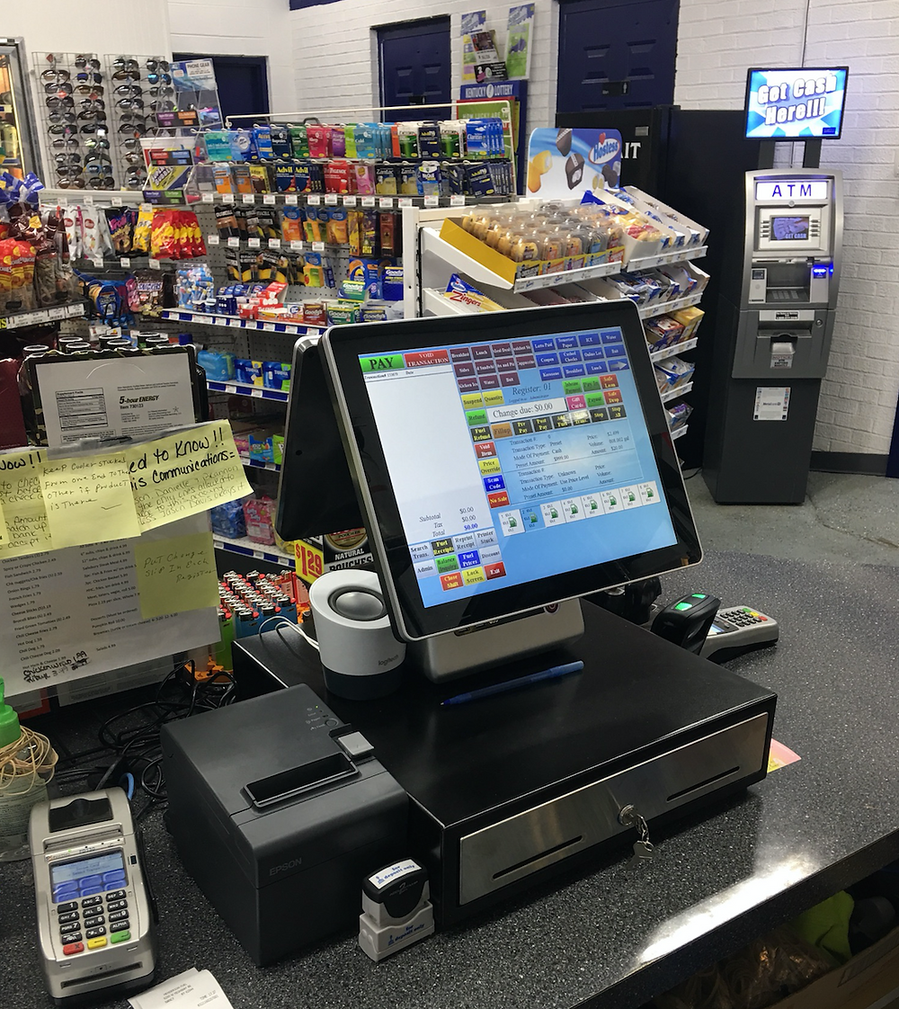 Gas Pos in Convenience Store (Henderson Fuel)