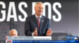Gas Pos on KARK (NBC Affiliate), Welcomed to Arkansas By Governor Asa Hutchinson