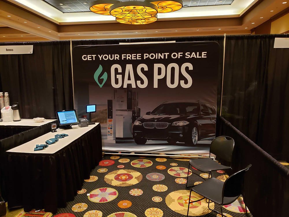 See Gas Pos Booth at NATSO Connect 2019 Show