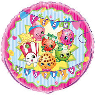 "18"" Shopkins Balloon 103"