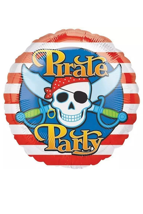 Pirate Party Mylar