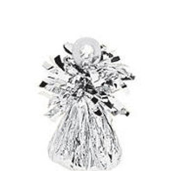 Silver Foil Balloon Weight 6oz