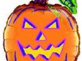 "22"" Scary Pumpkin Balloon"