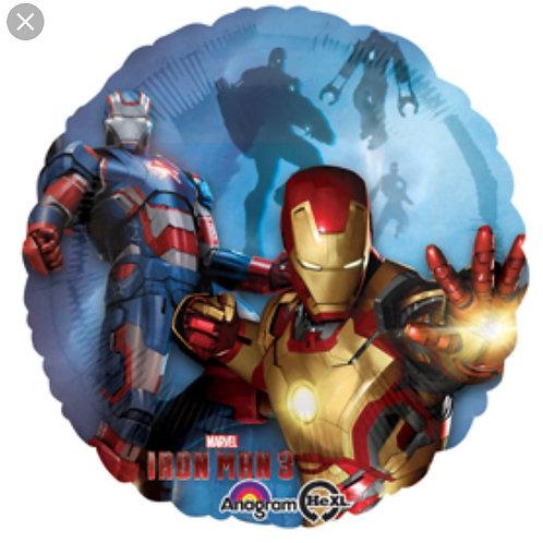 Iron Man 3 Balloon 113