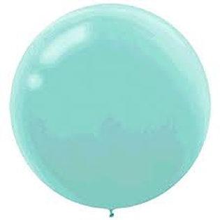 """24"""" Robbins egg Latex Balloon"""